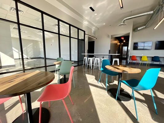 Elevate Coworking: More for Less