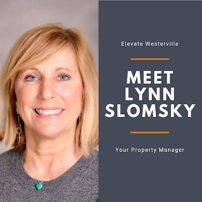 Property Manager Profile: Lynn Slomsky, Elevate Westerville
